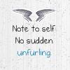 Max quote: No sudden Unfurling