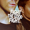 miss california.: [spn] winchesters - fight the good fight