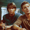 miss california.: [spn] winchesters - at the roadhouse.