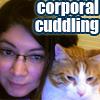 corporal cuddle