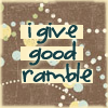 Good Ramble