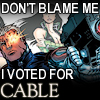 Sophomore Hipster: Cable politics