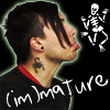 Booboo_Kittiefukk: MCR - Frank (im)mature DO NOT STEAL!