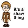 mini liz is a shaw thing