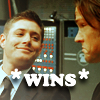 blackbirdj2: dean FTW proud