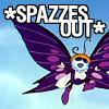 Last Unicorn - Butterfly - Spaz