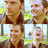 angelfireeast: Doctor Who: David Tennant many faces