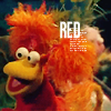 daisybalance: Fraggle Rock - Red Fraggle