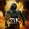 { Z [ i ] K }