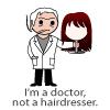 Sandy (aka DeeRich): Not a Hairdresser