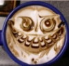 Lucia Sforza: evil latte coffee