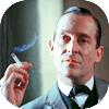 daylyn: SH Holmes smoking_cimness