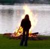 HappyLittleMoron: fire