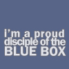 Carly: disciple of blue box