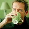 Alia: TV: House: coffee