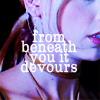 [btvs] from beneath you