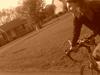 Bike Sepia