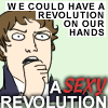 a bad enough dude to rescue the president: a sexy revolution