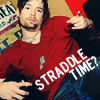 Kitty: David Cook - Straddle