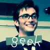 Tina: Doctor Who:10-Geek