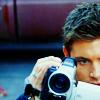 Dean & vid camera