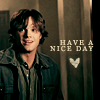 have a nice day, sam