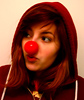 Laura D'Alessandro: clown.nose.red