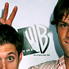 can't find my drink or pants: jared and jensen are dorks by woodsbaile