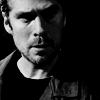 Wesley Wyndam-Pryce: b/w frown