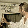Kathryn: In her prime