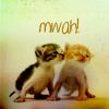 Lou: kitties *mwah*