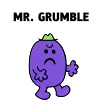 mr men grumble