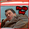 MASHFanficChick: Pin-up Boy (Older PMG)