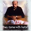 cassie: WW baby hats