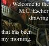 Stairs, Escher