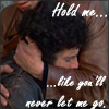 MASHFanficChick: Hold Me Like You'll Never Let Me Go (S&H