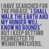 Torchwood Weight Watchers