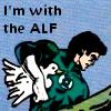 Hal Jordan is saving life with the ALF