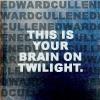 brain on Twilight