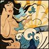 Mermaid: Riding the Waves