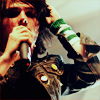 dead flies in the summertime: Gerard - wristband