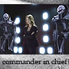 BSG - Natalie Commander in Chief