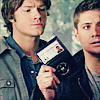 Supernatural - Sam and Dean are authorat