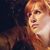 Doctor Who - Donna smiling