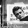la princesa de la boca de fresa: [Actors] James Dean
