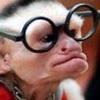 Обезьяна в очках