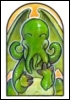 happy cthulu