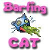 barfing cat *GAG*