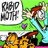 garfield rabid moth