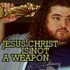 lost - hurley - jesus